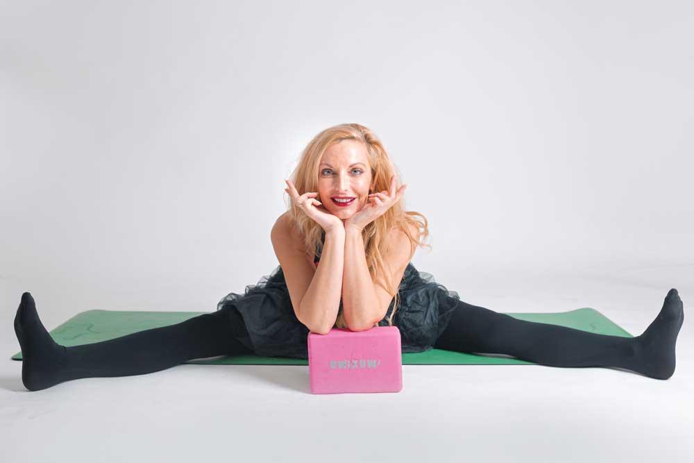 Въздушна йога (Air yoga) 1