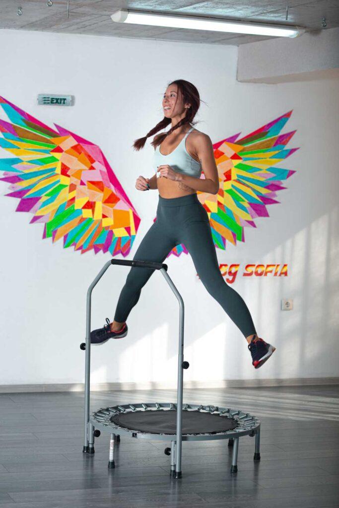 Джъмпинг фитнес (Jumping fit) 1